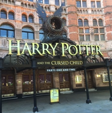 A Trip to see Harry Potter and the Cursed Child