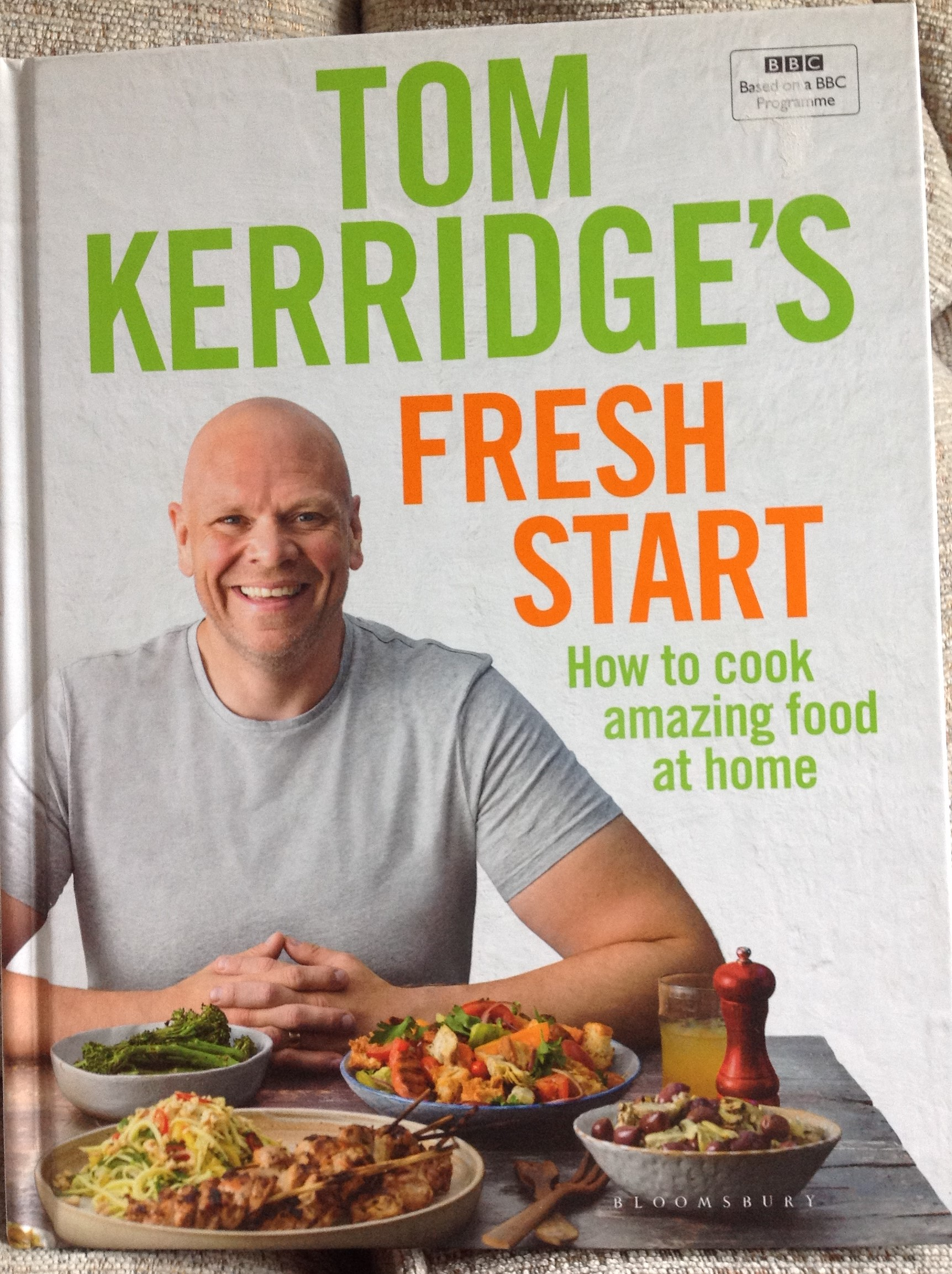 A quick tour of Tom Kerridge's 'Fresh Start'