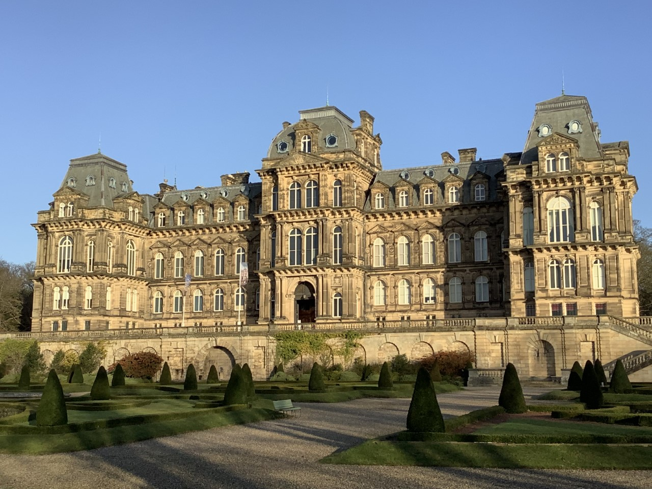 Bowes Museum and Norman Cornish, a cultural start to 2020